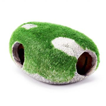 Pet Ting Moss Stone Tunnel Ornament